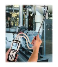 เครื่องวัดความดันอากาศ ความเร็วลม Pilot tube Anemo-Manometer (10psi) รุ่น DT-8920