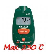 เครื่องวัดอุณหภูมิอินฟราเรด Mini IR Thermometer รุ่น IR100