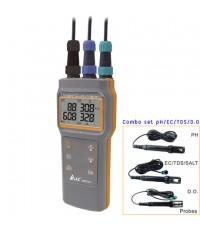 เครื่องวัด pH EC TDS Salinity DO Meter และอุณหภูมิ รุ่น 86031