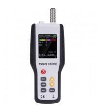 เครื่องวัดฝุ่นละอองในอากาศ Particle Counter Handheld รุ่น HT-9600