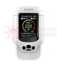 เครื่องวัดฝุ่น PM2.5, PM10 HCHO/TVOC วัดคุณภาพอากาศ รุ่น DM502