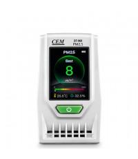 เครื่องวัดค่าฝุ่นละออง PM2.5 Particle Counter Air Quality Detector รุ่น DT-968 ***โปรโมชั่น