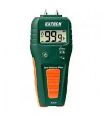 เครื่องวัดความชื้นไม้ Wireless Datalogging Pin/Pinless Moisture Meter รุ่น Extech MO55W