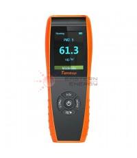 เครื่องวัดฝุ่น PM2.5/PM10/HCHO/AQI/อุณหภูมิ/ความชื้น รุ่น Temtop LKC-1000S