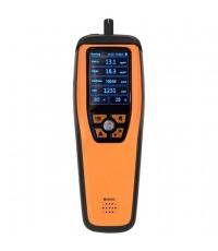 เครื่องวัดฝุ่น PM2.5/PM10/คาร์บอนไดออกไซด์ รุ่น Temtop M2000C