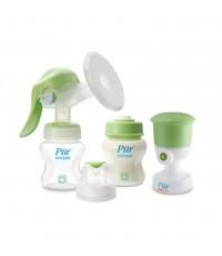 ชุด MilkSafe Starter เครื่องปั้มนมพร้อมอุปกรณ์เก็บน้ำนมสูญญากาศ - Pump Milk Safe with Starter set