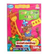 รวมวีซีดีการ์ตูนสื่อการเรียน เพลงนิทาน ในราคาสุดคุ้ม แพ็คของขวัญ Gift for Kids 2