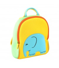 กระเป๋าเป้ ขนาดใหญ่พร้อมปากกาสี - Harness back pack-Large