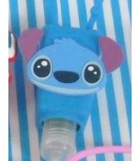เจลล้างมือ ขวดเล็ก มีที่แขวน ลาย สติช (Stitch) ขนาดขวดสูง 3 นิ้ว