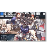 RX-78 GP02A Type MLRS HG 1/144 [Bandai]    ของเล่นเด็กผู้ชาย กันดั้ม Gundam กันพลา ยอดอิต bandai