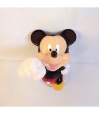 อุปกรณ์ แต่งรถ มิกกี้ Mickey ตัวตุ๊กตาติดเสาอากาศรถ หรือติดกระจกรถ ก็ได้ (ดึงตัวจุ๊บติดกระจกออก แล้ว
