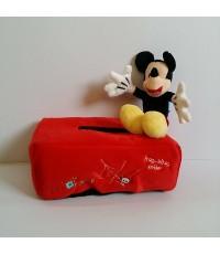 หุ้มทิชชู่ชนิดกล่อง มิกกี้ Mickey