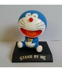 ตุ๊กตาหัวโยก ด้านในเป็นสปริง ไว้ติดหน้ารถ หรือ ตกแต่ง ได้คะ ลาย โดเรม่อน Doraemon ขนาดสูง 4 นิ้ว