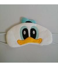 ที่ปิดตา ลาย โดนัลดั๊ก Donald Duck มีช่องใส่เจล แต่ไม่มีเจลแถมให้นะคะ