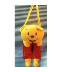 ที่ใส่ทิชชู่ ชนิดกล่อง แบบแขวน ลาย พูห์ Pooh