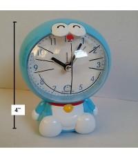 นาฬิกาปลุก ลาย โดเรม่อน (Doraemon) ขนาดสูง 3 นิ้ว