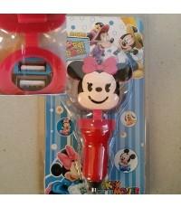 ที่ชาร์ตแบต บนรถ ผ่านสาย USB ลาย มิกกี้เม้าส์ Mickey mouse ชาร์ตได้ 2 เครื่อง มี 2 port usb ให้ค่ะ