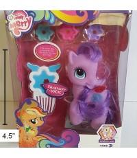 โมเดล ม้าน้อย โพนี่ (My Little Pony) Model ขนาดสูง 4.5 นิ้ว