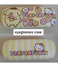 กล่องแว่นตา ปอมปอมบุริน Pompompurin