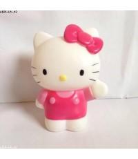 คิตตี้ (Kitty) ตัวตุ๊กตาติดเสาอากาศรถ หรือติดกระจกรถ ก็ได้ มีจุ๊บติดกระจกอยู่ด้านหลังค่ะ มีรูสำหรับเ