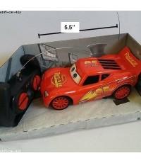 รถวิทยุบังคับ คาร์ Car Mcqueen ตัวรถขนาดยาว 5.5 นิ้ว