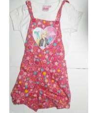 ชุดเสื้อกางเกง ตุ๊กตา Barbie สำหรับเด็กผู้หญิง