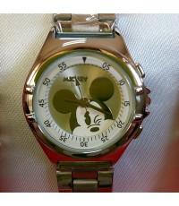 นาฬิกาเข็ม สายเหล็ก มิกกี้เม้าส์ Mickey mouse