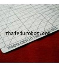 74056 แผ่นยางรองตัด TAMIYA ขนาด A4 (Cutting Mat)