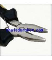 301 คีมช่างไฟฟ้า(mini Lineman Plier) หรือคีมปากจระเข้