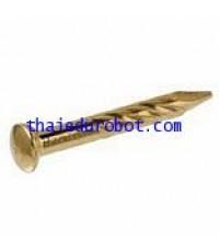 34210 ตะปูทองเหลือง ยาว 1.5 cm, Dia. 1.7 mm ชุดละ 50 ตัว