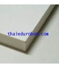 6325แผ่นพลาสวูด หนา 5 mm ขนาดเท่ากระดาษ A4 (21x30 cm)