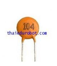 10020 ตัวเก็บประจุ 104 (0.10 uF)