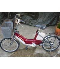 """จักรยาน ไฟ้ฟ้า yamaha hybrid system มือ2 จาก ญี่ปุ่น ล้อ20"""" ล้อเล็ก(ขายแล้ว)"""
