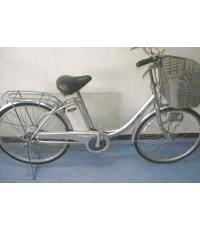 """จักรยาน ไฟ้ฟ้า yamaha hybrid มือ2 จาก ญี่ปุ่นล้อ26""""มอเตอร์ในดุม 2เกียร์ แรงๆ"""