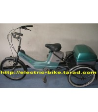 จักรยาน ไฟ้ฟ้า yamaha hybrid system มือ2 จาก ญี่ปุ่น  สามล้อ