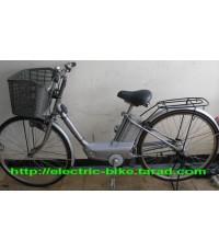 จักรยานไฟฟ้า YAMAHA hybrid 2ระบบ เกียร์ AUTO 4 Speed ไฟหน้า cateye ตัวTop