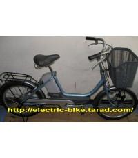 """จักรยาน ไฟ้ฟ้าYAMAHA hybrid system มือ2 จาก ญี่ปุ่น ล้อเล็ก20\"""" รับประกัน 3 เดือน"""