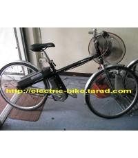 จักรยาน ไฟ้ฟ้าเสือภูเขาYamaha STARCROSS มือ2จากญี่ปุ่น ล้อ26\\\quot;โช้คหน้า แปลงระบบแล้ว