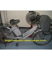จักรยาน ไฟ้ฟ้า yamaha มือ2 จาก ญี่ปุ่น แปลงระบบแล้ว ล้อ24นิ้ว 3เกียร์ รับประกัน 4 เดือน มี 2คัน