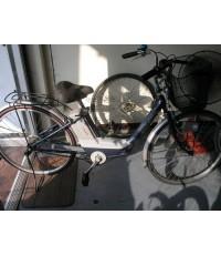จักรยาน ไฟ้ฟ้า yamaha แปลงระบบแล้ว มือ2 จาก ญี่ปุ่นล้อ 26ไฟ หน้าCAT EYE