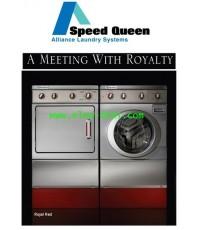 เครื่องซักผ้าอัตโนมัติ Speed Queen รุ่นAFN51F ขนาด 12 kg