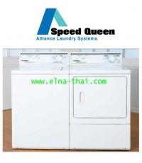 เครื่องซักผ้าอัตโนมัติ Speed Queen รุ่นLWS17.ขนาดถังซัก 10.5 kg จากประเทศ USA