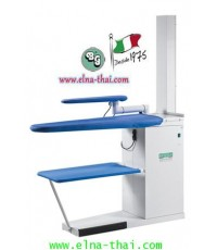โต๊ะรีดผ้าลมดูดไอน้ำบีจี (Battistella) รุ่น EDO