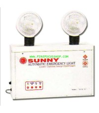 ไฟฉุกเฉิน หลอดฮาโลเย่น 35W ,12V, 15AH, 2 ชม.รุ่น SAU235 CL2 ยี่ห้อ Sunny