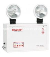ไฟฉุกเฉิน หลอดHalogen 35W, 12V, 18 AH, 3 ชม.รุ่น SAU235 CL3 ยี่ห้อ Sunny