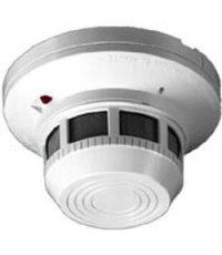2 Wire-12/24V-Photoelectric Smoke Detector with Base รุ่น 2400 ยี่ห้อ System Sensor มาตรฐาน UL