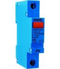 1-pole Residential Lightning Arrestor (Impulse Current=12.5kA) รุ่น PIV12,5-275 ยี่ห้อ Hakel