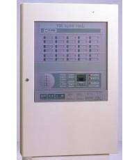 ตู้แจ้งเตือนเพลิงไหม้ระบบไฟล์อราม 50 โซน+เสียงประกาศ+อินเตอร์คอม รุ่น RPQ-ABW50 ยี่ห้อ Hochiki