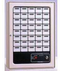 ตู้แยกแจ้งสัญญาณเพลิงไหม้ ชนิดติดผนัง (Remote Annuciator) 5-50 โซน รุ่น PEX ยี่ห้อ HOCHIKI