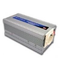 300W Modified Sine Wave DC/AC Power Inverter รุ่น A301-300-F4 ยี่ห้อ MeanWell
